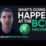 What's going to happen at the BCH Halvening, rumors about Bitcoin.com - Bitcoin.com Weekly News Show