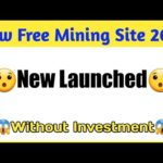 New Free Mining Site Launched 2020 || Earn Money Online || Live Proof