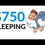 Earn $750 in 1 Hour DOING ABSOLUTELY NOTHING! (Make Money Online)