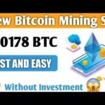 Freemining.co scam/legit site Review, and payment proof and new bitcoin mining site