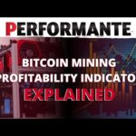 Bitcoin Mining Profitability Indicator