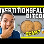 Investitionsfalle Bitcoin - Alles Scam?