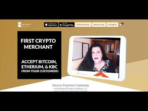 K-Merchant  - Accept Crypto Payments. Crypto Merchant Account For Businesses.