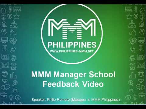Manager School Feedback Video by Philip