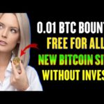 THE Highest Paying BITCOIN Mining Site - Earn FREE Bitcoin NOW+ 0.01 BTC Free (Make Money Online)