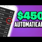 GET PAID $450 AUTOMATICALLY IN MINUTES (Make Money Online)