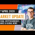 Bitcoin, Cryptocurrency, Finance & Global News - April 12th 2020