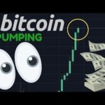 BITCOIN PUMPING!!! AMERICANS COULD GET $2,000 FREE A MONTH IN STIMULUS!!