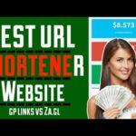 How To Earn Money Online At Home   Highest Paying Best URL Shortener   Gp links Vs Za. gl  