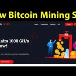 New Bitcoin Mining Site – Free Sign Up Bonus 1,000 GH/S – Coingate