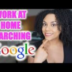 How To Make Money Online Searching Google! Companies Hiring To Stay Home And Search!