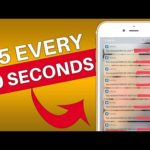 Earn $5 Every 60 Seconds Drawing Lines (Make Money Online)