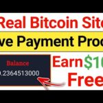 Payment Proof Coingate.cc Website | New Fast and Free Bitcoin Mining Website in 2020 | Earn Free btc