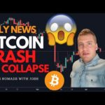WARNING!!! BITCOIN PRICE DROPPED HUGE!! OIL PRICE CRASHES!! MORE BITCOIN NEWS