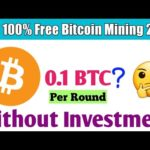 New Free Bitcoin Mining Site 2020 || Just Simple Click And Earn Free Bitcoin || Without Investment