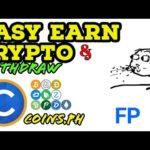 How To Earn Bitcoin I Crypto in EasyWay + Withdrawal method I Paano kumita online
