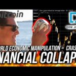BITCOIN HALVING PUMP OR DUMP? ⚠️ WORLD BUSINESS NEWS! Live Trading BTC! ETH DOWJ Analysis