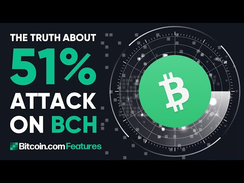Bitcoin Cash 51% Attack Claims are Blatant Fake News