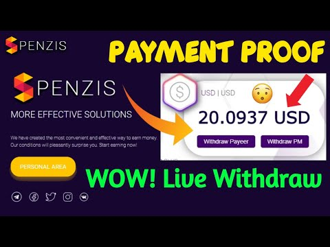 Payment Proof - Spenzis.in I Free Bitcoin Mining Site 2020 I Earn 0.001 BTC Daily I Live Proof