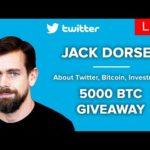 🔴 Twitter Founder Jack Dorsey interview: Bitcoin BTC Event & Twitter news updates [April 26, 2020]