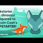 Kickstarter is a dinosaur compared to Bitcoin Cash's Flipstarter!