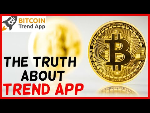 Bitcoin Trend App Review 2020: Legit or Scam? Live Results