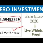 Earn Free Bitcoin 2020 Captcha Typing Jobs + Zero Investment 0.001 BTC Live Payment Proof Urdu Hindi