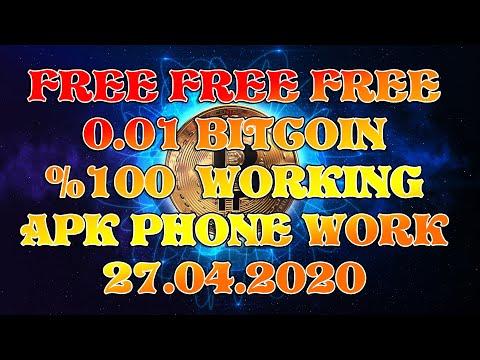 Free Bitcoin Mining App - Bitcoin Mining Payment Proof 2020