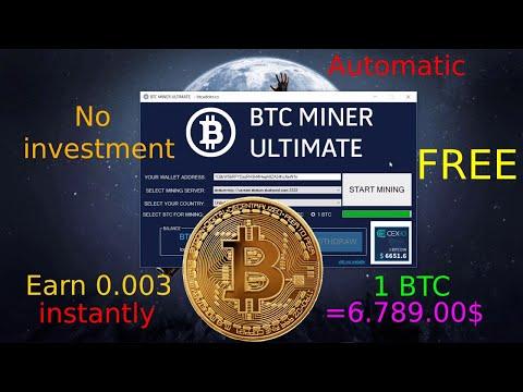 7 Best Bitcoin Mining That Work in 2020 / no investment #freebtc