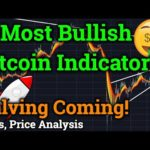 MOST BULLISH Bitcoin Indicator?! BTC Halving! (Cryptocurrency News, Price Analysis, Bybit Trading)