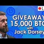🔷Twitter Founder Jack Dorsey interview: Bitcoin BTC Event & Twitter news updates