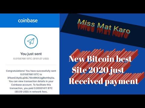 Free bitcoin mining sites 2020