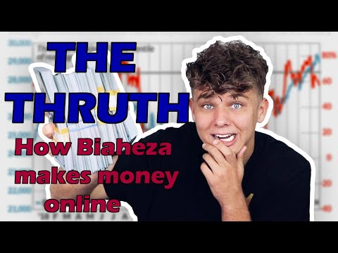 How BIAHEZA Truly Makes Money Online