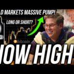 BREAKING: BITCOIN HALVING PUMP! $12k MOON!? DOW JONES MANIPULATION! Finance News! Price Analysis