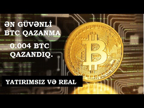 Ən Real və Yatırımsız Bitcoin Mining Saytı [0.004 BTC Qazandıq][100% Ödəmə][CryptoTab]