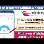 Mininglabs.io Website    Best Free Bitcoin Mining Website    Earn Bitcoin Without Investment    Btc