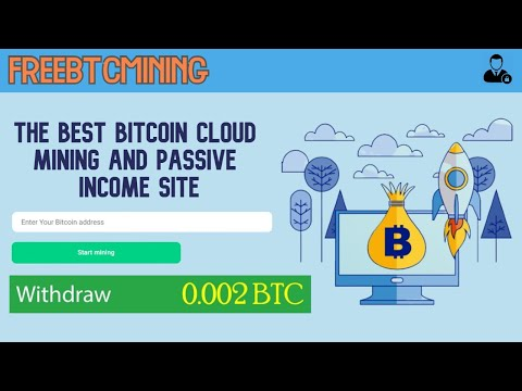 Free BTC Mining - New Bitcoin Cloud Mining Site 2020 I Earn 0.001 Bitcoin Daily Live Proof