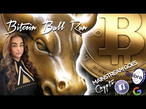APPICS NEWS!! | BITCOIN Bull Run! | EOS SCAM! | SATOSHI NAKAMOTO? | GOOGLE, FB, APPLE Launch CRYPTO!
