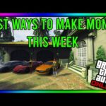 GTA 5 Online – THE BEST WAYS TO MAKE MONEY THIS WEEK!! Money Making Rating 5/10