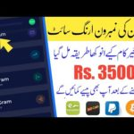 How To Earn Money Online From Easy Cash Job 2020 | Make Money Online in Pakistan | Payment Proof