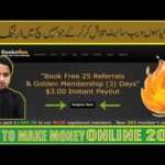 Earn Money Online    Asli Website    Earn $3 Every Day     How To Earn Money With #BookeBux    2020