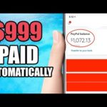 Make $999 AUTOMATICALLY IN 5 MINUTES! [How To Make Money Online] | Ryan Hildreth
