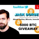 Twitter Founder Jack Dorsey interview: Bitcoin BTC Event & Twitter updates [May 2, 2020]