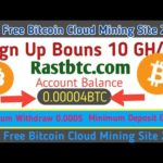 Rastbtc Scam Or legit||New Free Bitcoin Cloud Mining Site 2020||Bitcoin Ganarent 2020||Bouns 10 GH/s
