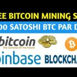 FREE BITCOIN MINING SITE 2020 5000SATOSHI PAR DAY EARNING WITHOUT INVESTMENT