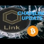 Chainlink and Bitcoin news, price look and partnerships! (Link, BTC)