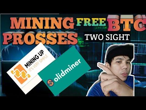 Free Bitcoin  Mining prosses nasababa link!