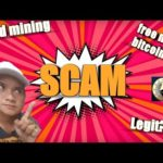 Mga cloud mining website na SCAM!!!
