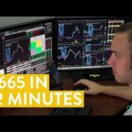 [LIVE] Day Trading   $665 in 12 Minutes (How I Make Money Online)