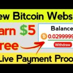New Free Bitcoin Mining Website 2020 | Earn Daily Fast Free Bitcoin in 2020 Without investment